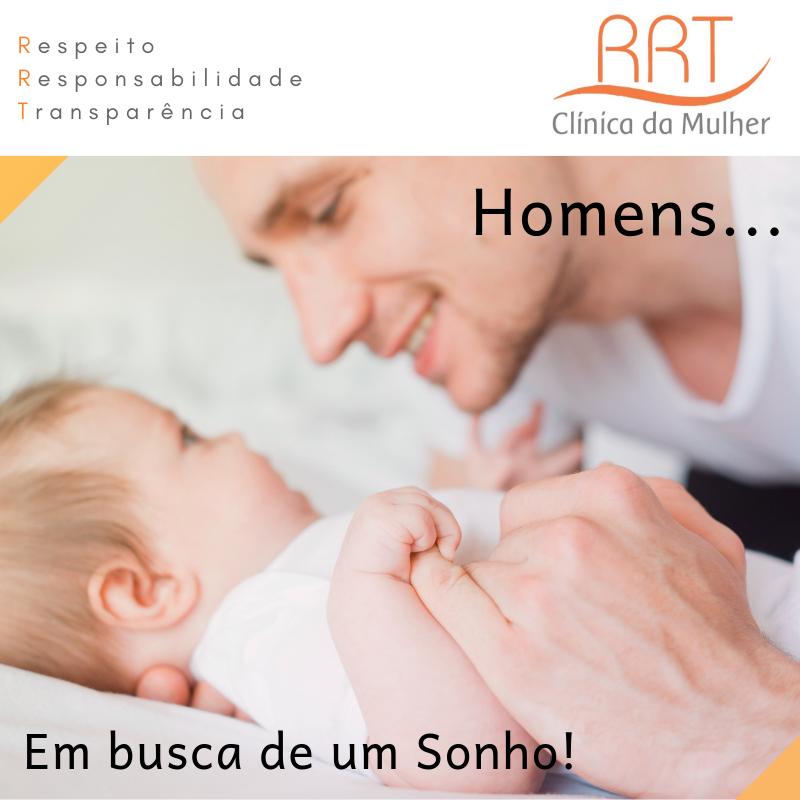 infertilidade masculina e paternidade